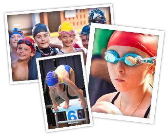 Kids Swimming Training Club Brisbane Southside Morningside