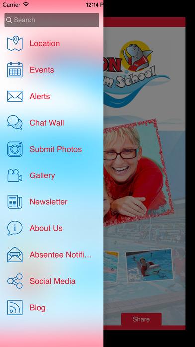 Download the Hampton Swim School App for Your Smartphone