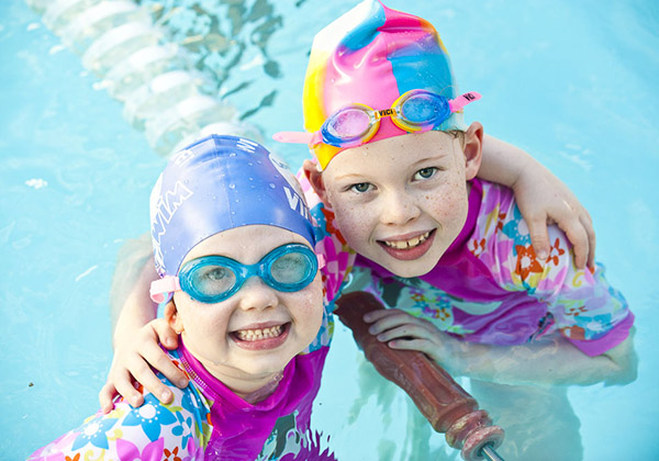 Hampton Swim School Timetable of Classes for 2017: How to Enrol