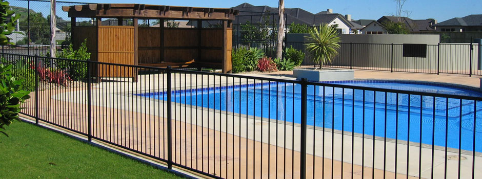 Image result for Swimming pool fences