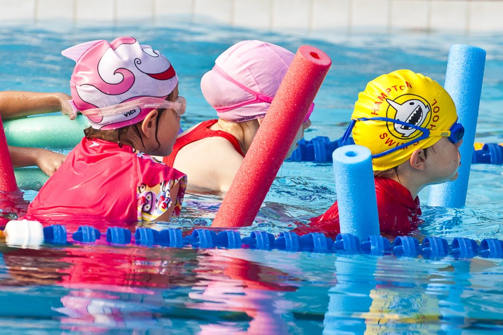 Social Development And Swimming Lessons For Kids
