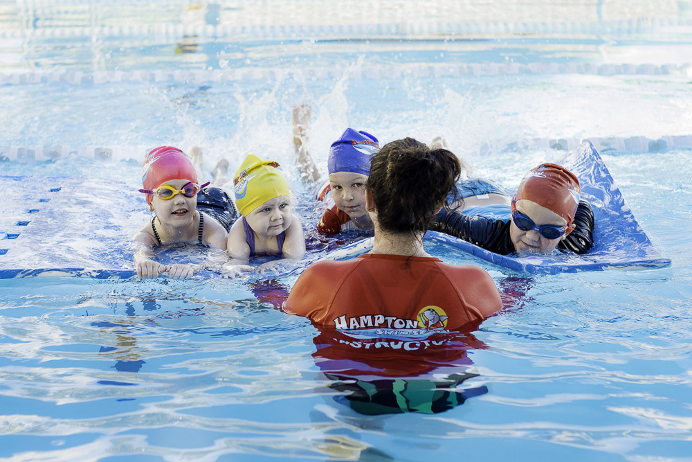 When To Start Swimming Lessons? Hampton Swim School Brisbane