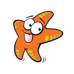 HamtonSwimSchool_Program_Characters_Starfish