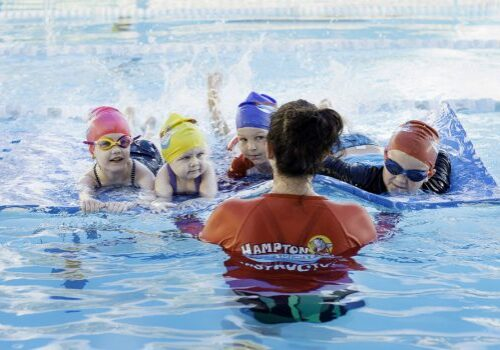 How Coaches Influence Athletes - Swimming Career