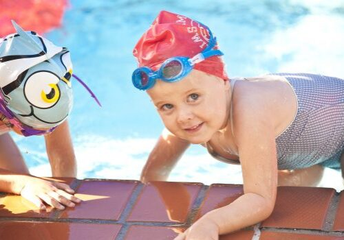 Benefits of Swimming Lessons for Toddlers and Pre-schoolers