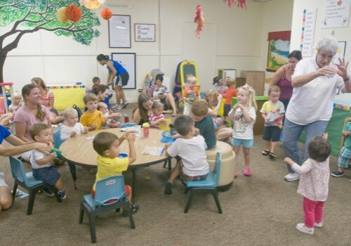 How Swimming Lessons Help Children Transition To Daycare And School