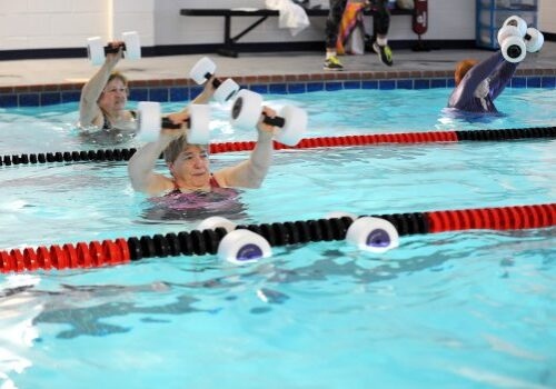 How Does Swimming Help The Elderly?